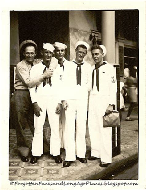 forgotten faces and long ago places: military monday