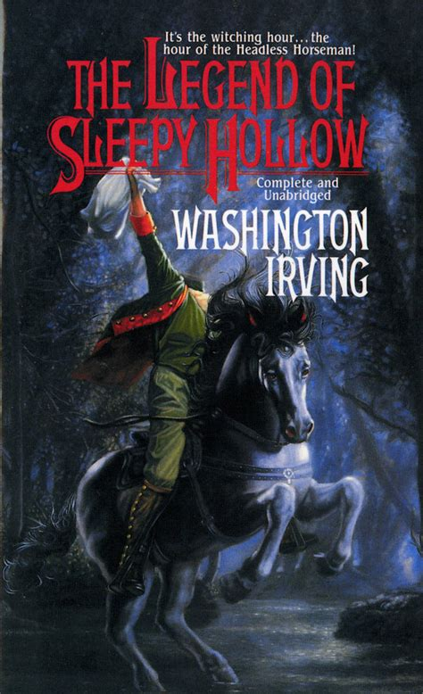 the legend of sleepy hollow books the legend of sleepy hollow washington irving macmillan