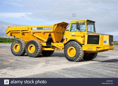 articulated dump truck stock  articulated dump truck stock images alamy