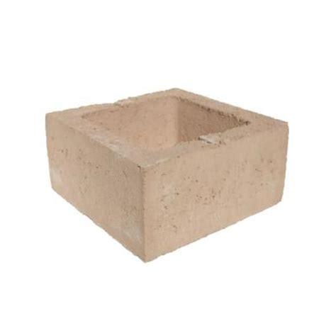 angelus block 12 in x 6 in x 12 in concrete column