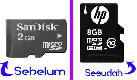 Memori Hp V 16gb cara menambah kapasitas memori hp 2gb ke 8gb shiquers