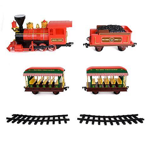 walt disney world resort railroad train set from disney