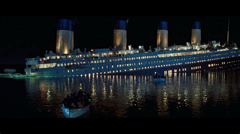 pictures of the titanic sinking the gallery for gt titanic sinking movie