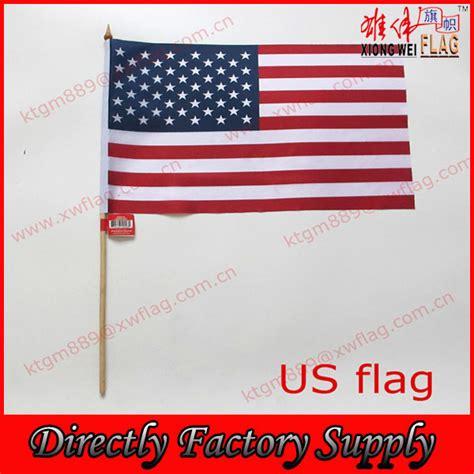 Harga American 12 Inch 12 x 18 inch kami amerika menempel bendera dengan ujung