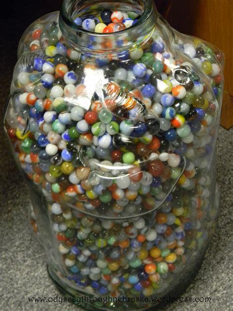 thankful i found my marbles nebraska s one and only marble museum odyssey through nebraska