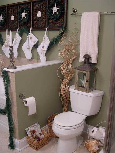 holiday bathroom decorating ideas top 35 christmas bathroom decorations ideas christmas