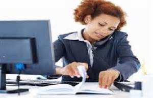 accounting clerk administrative assistant in kingston