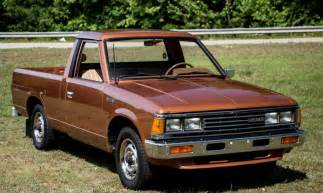 Nissan Picku Rust Free Work Ready 1985 Nissan