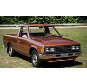 Rust Free Work Ready 1985 Nissan Pickup