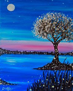 paint nite roseville turtles at sunset created for paint nite by lindsay