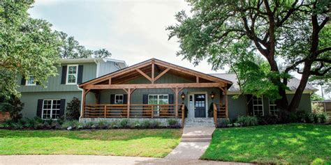 fixer upper house photos hgtv