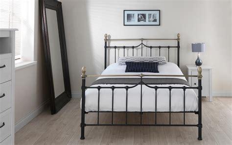 Silentnight Sydney Metal Black Bed Frame Mattress Online Metal Bed Frames Sydney