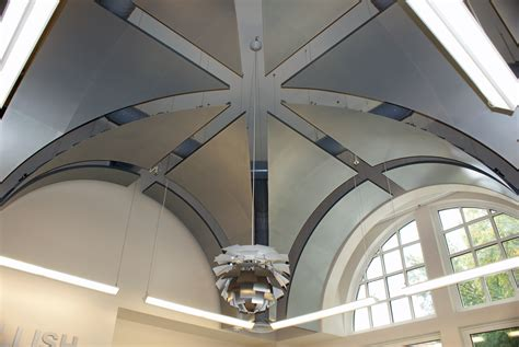 Chicago Metallic Ceilings by West Pr 187 Client News Chicago Metallic Creates