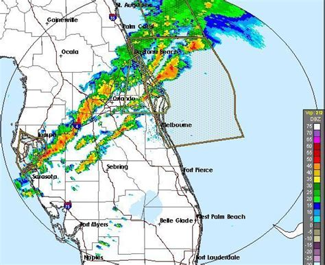 Weather Winter Garden Florida by Potential Tornado Spotted Near Winter Park And Maitland