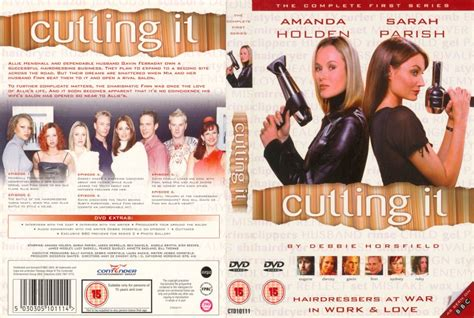 it series 1 cutting it series 1 tv dvd scanned covers 6cutting it