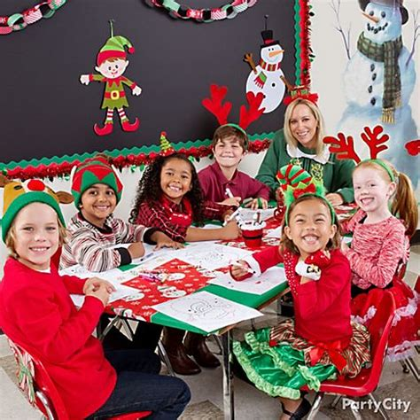 christmas class party ideas to make them merry party city