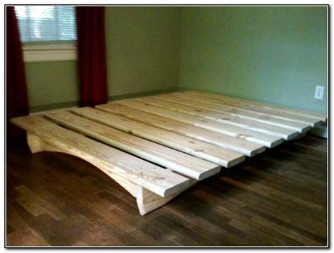 Diy Platform Bed Frame Best 25 Platform Bed Plans Ideas On Diy Bed Frame Bed Frame Storage And Diy