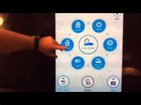 hyundai blue link remote start bluelink videolike
