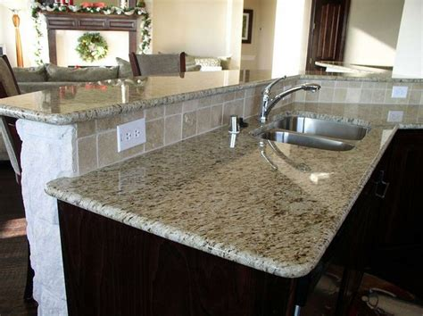 Ornamental Granite Countertops by Giallo Ornamental Granite Countertops 104 Giallo