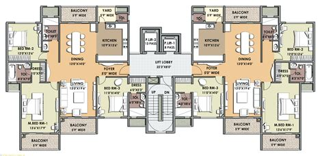 8 Plex Apartment Plans by Apartment Designs And Floor Plans Laferida Com