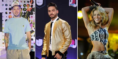 Residente Maluma Y Shakira Lideran Lista De Nominados A Grammy 2017 Lista Completa Shakira Maluma Y Residente Los Principales Nominados A Los Grammy