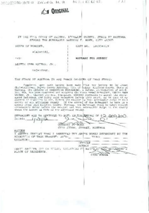Montana Court Records What Happened To Sherry Arnold Authorities Court Records Reveal