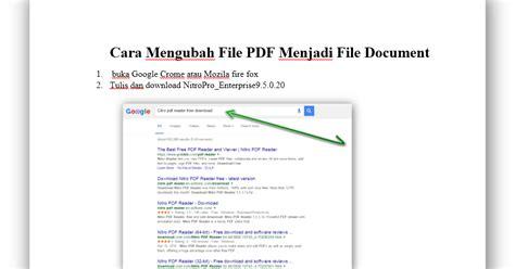 cara mengubah format gambar menjadi png di android download cara mengubah file pdf menjadi file document