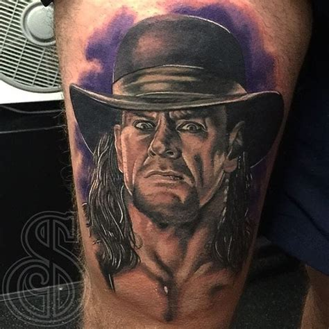 wwe tattoo undertaker tattoos www pixshark images