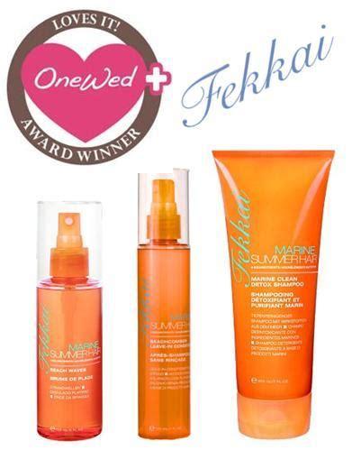 Fekkai Marine Summer Hair Detox Shoo by Onewed Frederic Fekkai Marine Summer Hair Products