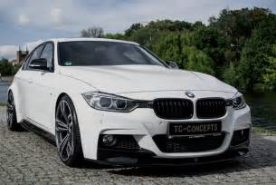 tc concepts f30 3 series wide kit white cars
