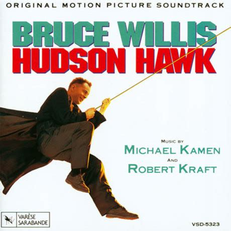 swinging on a star bruce willis film music site hudson hawk soundtrack michael kamen