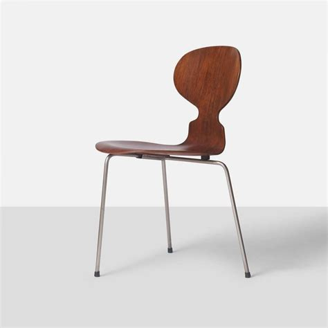 arne jacobsen ameise ant chairs 3100 by arne jacobsen for sale at 1stdibs