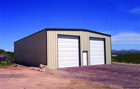 prefab steel garages metal garage kits steel garage