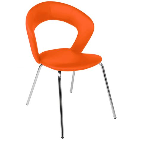 orange dining chairs orange dining room chairs marceladick com