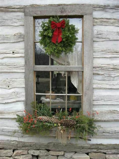 Fenster Weihnachtlich Gestalten by Kreative Ideen F 252 R Eine Festliche Fensterdeko Zu Weihnachten