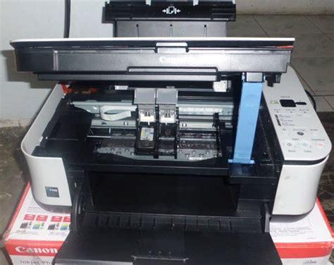 Tinta Printer Canon Pixma Mp258 Cara Mengatasi Tinta Hitam Tidak Keluar Pada Printer Canon
