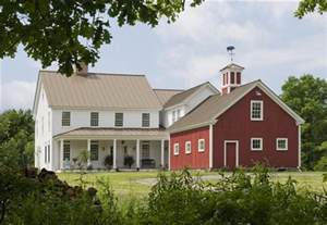 Pole Barns Maine New Houses Being Built With Classic New England Style