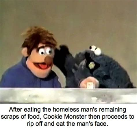 Sesame Street Memes - these sesame street memes will put an uncomfortable spin