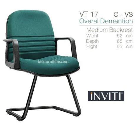 Co2 Vs Kursi Pengunjung Visitor Chair Inviti jual kursi visitor kantor vt 17 vs inviti