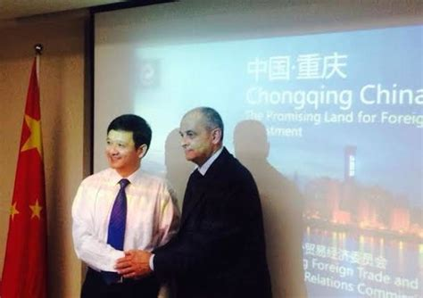 di commercio cinese alle ville ponti sbarcano i cinesi di chongqing