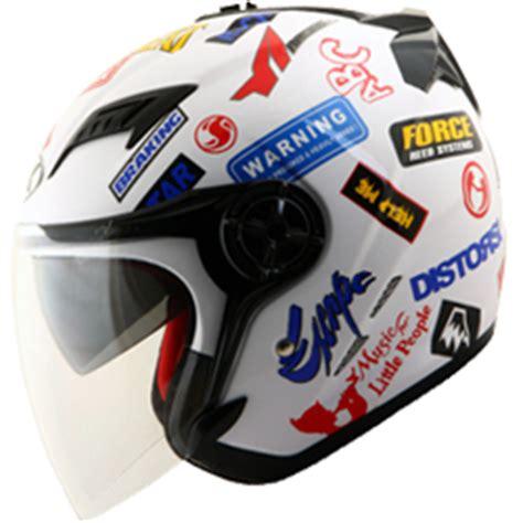 Gambar Helm Sticker by Harga Helm Nhk Terbaru Berserta Gambar September 2018