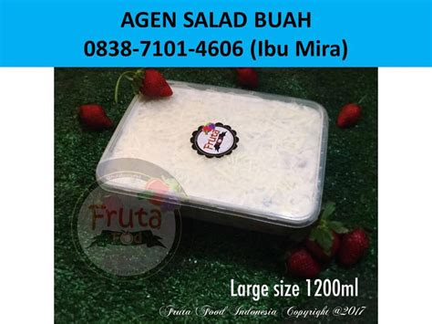 membuat es buah bahasa inggris cara membuat salad buah versi bahasa inggris 0838 7101
