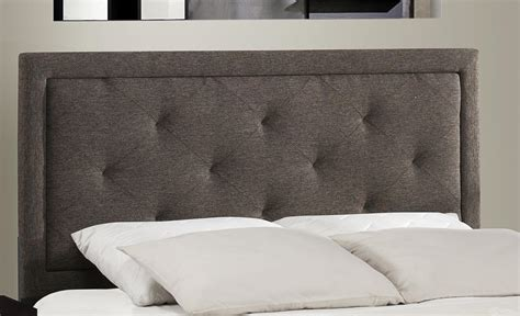 headboards with buttons hillsdale upholstered beds becker king headboard with