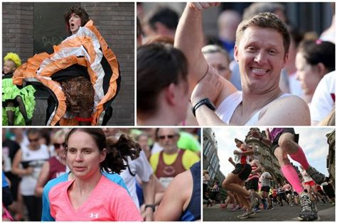 start line and beyond chronicles of an athlete cancer patient books blaydon race 2016 thousands of runners