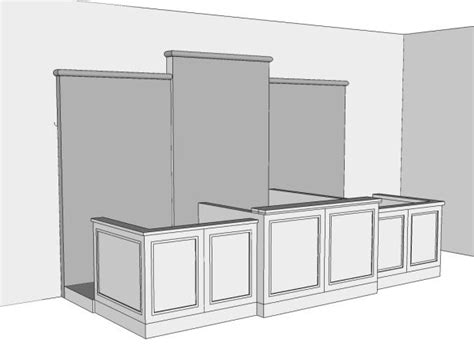 Courtroom Furniture by Page 19 Modular Courtroom Furniture