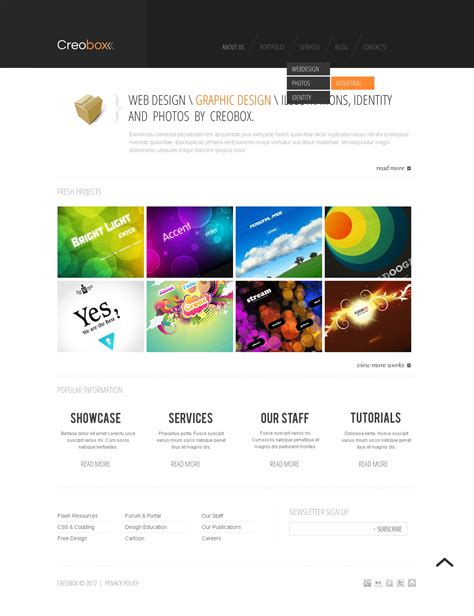 web design joomla template 38387
