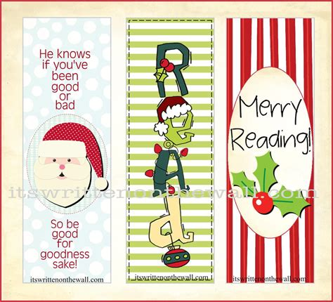 printable xmas bookmarks christmas printable images gallery category page 3