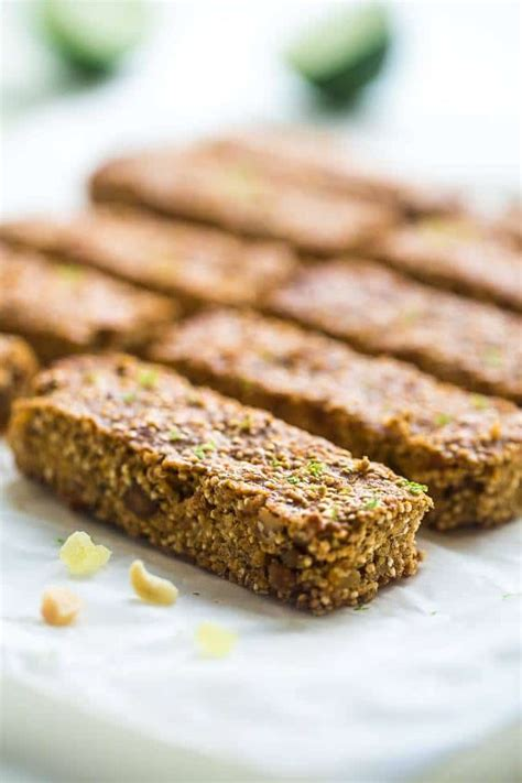 homemade protein bars tropical quinoa homemade protein bars food faith fitness
