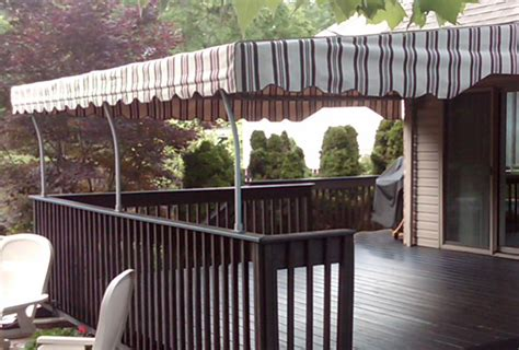 stationary awnings for decks stationary awnings affordable tent and awnings pittsburgh pa