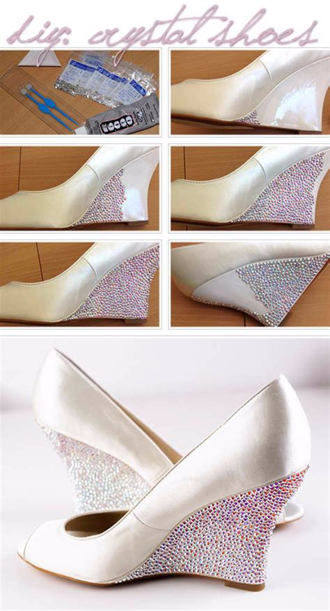 diy shoe 36 fabulous shoe makeovers anyone can do